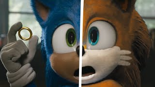 Sonic The Hedgehog Movie Choose Your Favorite Desgin For Both Characters (Tails & Sonic)
