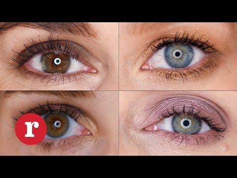 Best Eye Shadow Your Eye Color   Redbook + Revlon