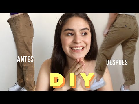 diy:-transforma-tus-pantalones-kahki-a-mom-jeans-|-??-ep-1