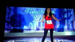 American Idol 2011-Winner- Melinda Ademi - Best voice 01-19-2011