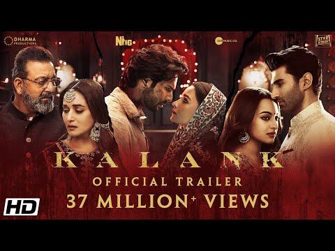 Kalank | Official Trailer | Varun | Aditya Roy | Sanjay | Alia | Sonakshi | Madhuri| Abhishek Varman