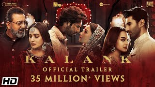 Download Kalank | Official Trailer | Varun | Aditya Roy | Sanjay | Alia | Sonakshi | Madhuri| Abhishek Varman Mp3 and Videos