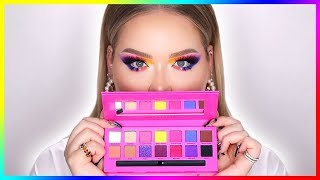 ABH Cosmetics X ALYSSA EDWARDS Palette.. the TRUTH! | NikkieTutorials