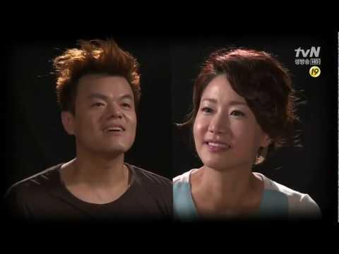 Park Jin Young (JYP) & Shin Eun Kyung - We Got Remarried SNL Korea