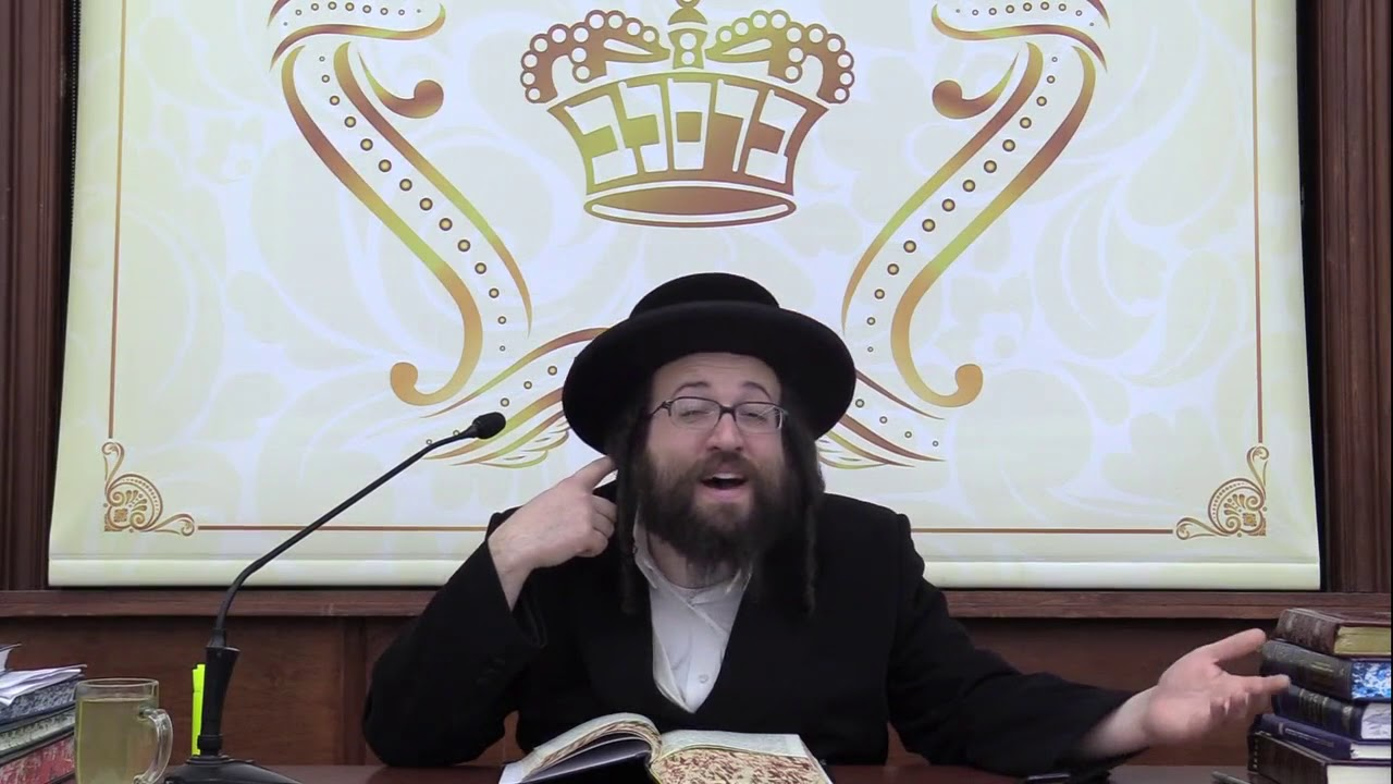 ר' יואל ראטה - פון וועמען זיך שעמען - ד' שמות תשע''ט - R' Yoel Roth