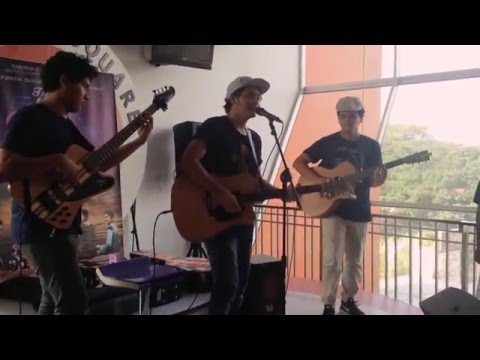 Cinta Adalah live performance by The Overtunes
