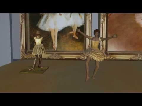Degas Dances (Act 2) by Ballet Pixelle