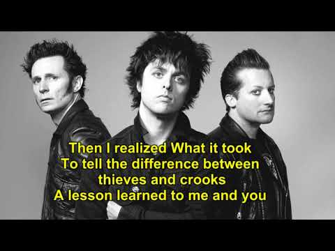 Green Day - Macy Day Parade - Karaoke