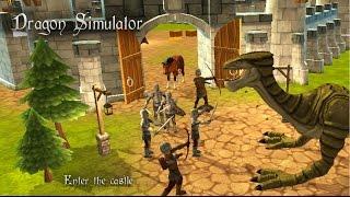 Dragon Simulator 3D - Android Gameplay HD