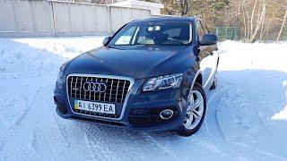 видео Что изменилось в рестайлинговых Audi A5? » Новинки авто