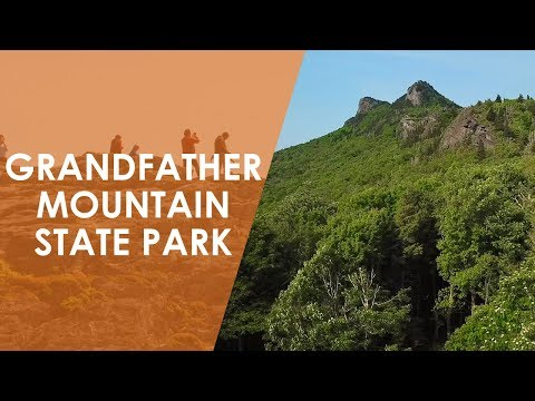 Grandfather Mountain State Park  North Carolina Weekend  UNC-TV
