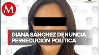 Detienen a Diana Sánchez Barrios, líder de ambulantes en CdMx y candidata a diputada