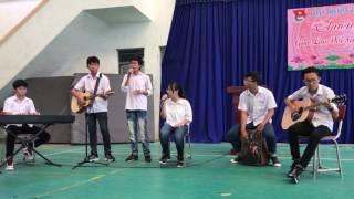 Guitar Mashup Cha - Làm Cha - Cha Và Con Trai (THPT Nguyễn Trãi - Tây Ninh)