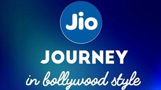Jio Journey in Bollywood Style || Funny Vines || Akansha Sharma ||