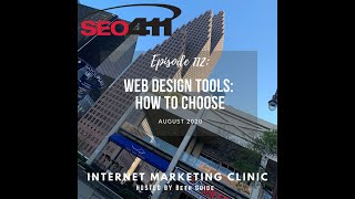 Website Building Tools   How to Choose