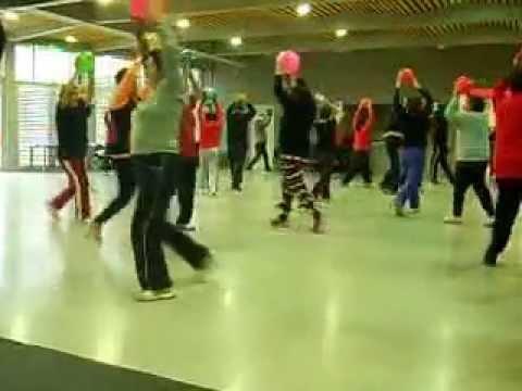 Txumari alfaro adelgazar bailando
