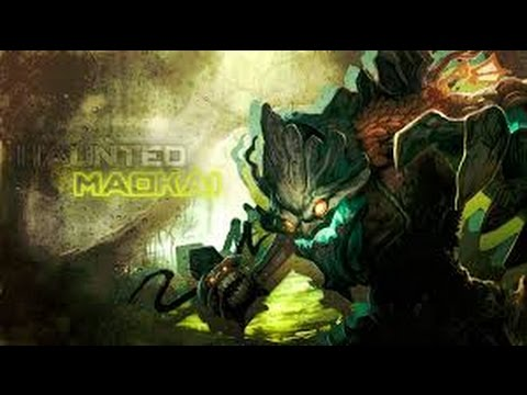 Live Maokai Top Pre S6 | Maestrías óptimas + full build ,partida épica |