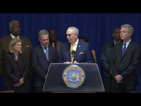 New York Attorney General Eric Schneiderman on gun violence in America.