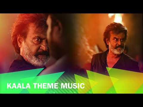 Kaala Theme Music | Super Star Rajinikanth | Santhosh Narayanan | Pa. Ranjith