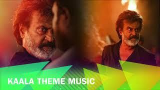 Kaala Theme Music | Super Star Rajinikanth | Santhosh Narayanan | Pa. Ranjith