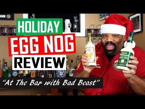 Holiday Egg Nog Taste Test And Review