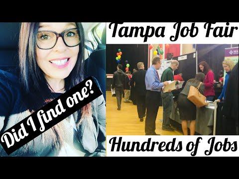 Tampa Florida Career Fair~Finding A Job In Pinellas County Florida!