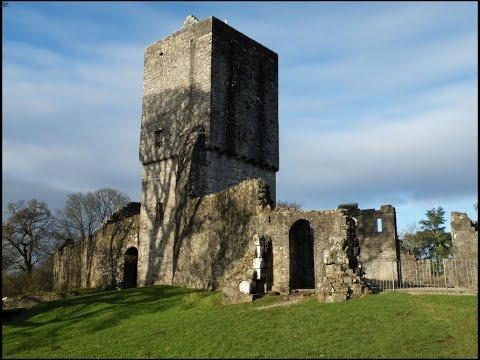 mugdock castle where they are filming King robert the bruce film 2017 netflix