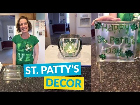 Dollar Store St. Patty's Day DIY Ideas!