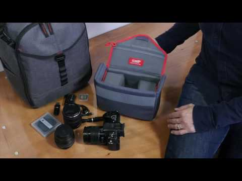 89e2580e5c8cd Wolffepack Capture  The Ultimate Camera   Access Backpack - YouTube