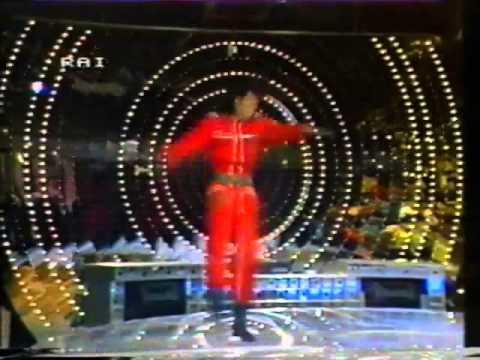 riccardo cioni ospite a discoring 1982