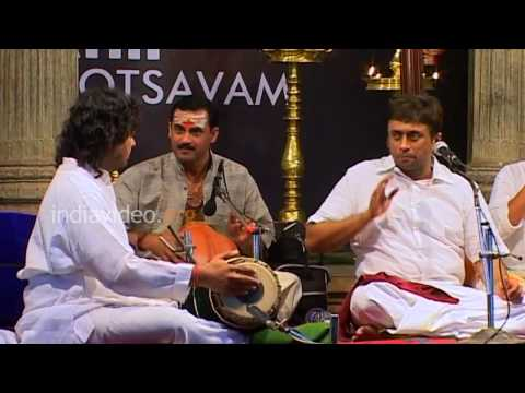 Swathi Music Festival, Kerala: Performance by Sri. Sanjay Subrahmanyan