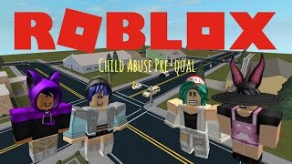 CHILD ABUSE PRE-QUAL | Love With A Criminal | ROBLOX STORY/MOVIE - Ep.1