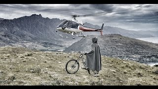 The Hobbit Heli Mountain Biking! Play On in New Zealand - 4K | DEVINSUPERTRAMP