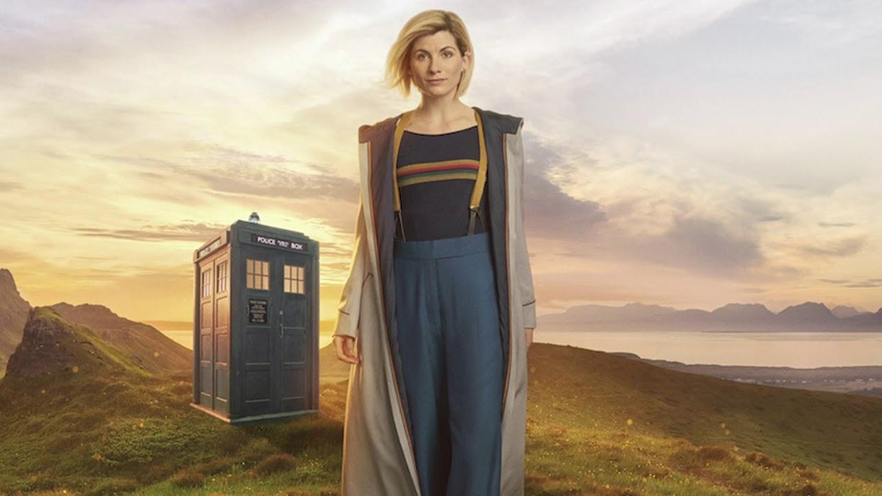 TARDIS   Series 11   Warning Alarm
