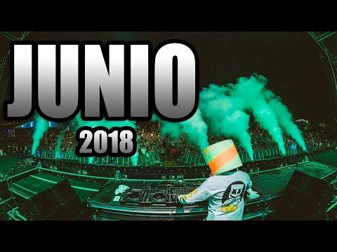 MUSICA ELECTRONICA 2018 ( JUNIO ) , Lo Mas Nuevo | Con Nombres -Dj Diixii3ll