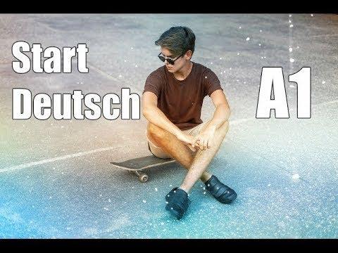 Deutschkurs A1 Prüfung
