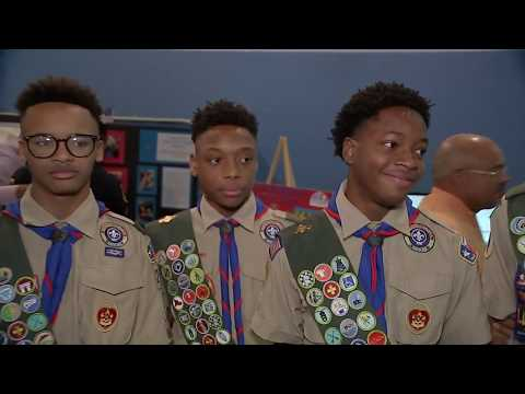 12 Houston teens earn Eagle Scout rank achievement