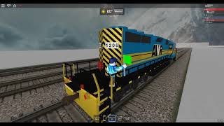 roblox UNSTOPPABLE porSRT1207 AND BOAT2552 TRYING TO STOP AWVR777 BY 1206
