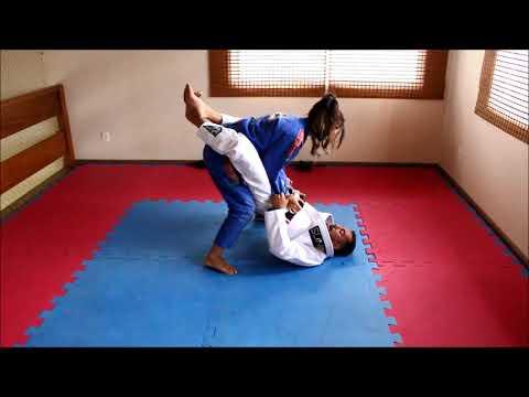 Jiu Jitsu - Omoplata do Básico ao Avançado