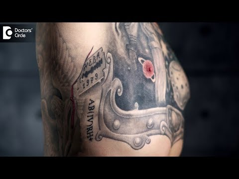 Can one donate blood after getting a tattoo? - Dr. Sanjay Phutane