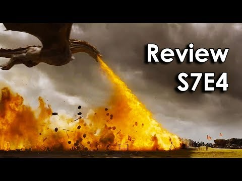 Ozzy Man Reviews: Game Of Thrones - Season 7 Episode 4