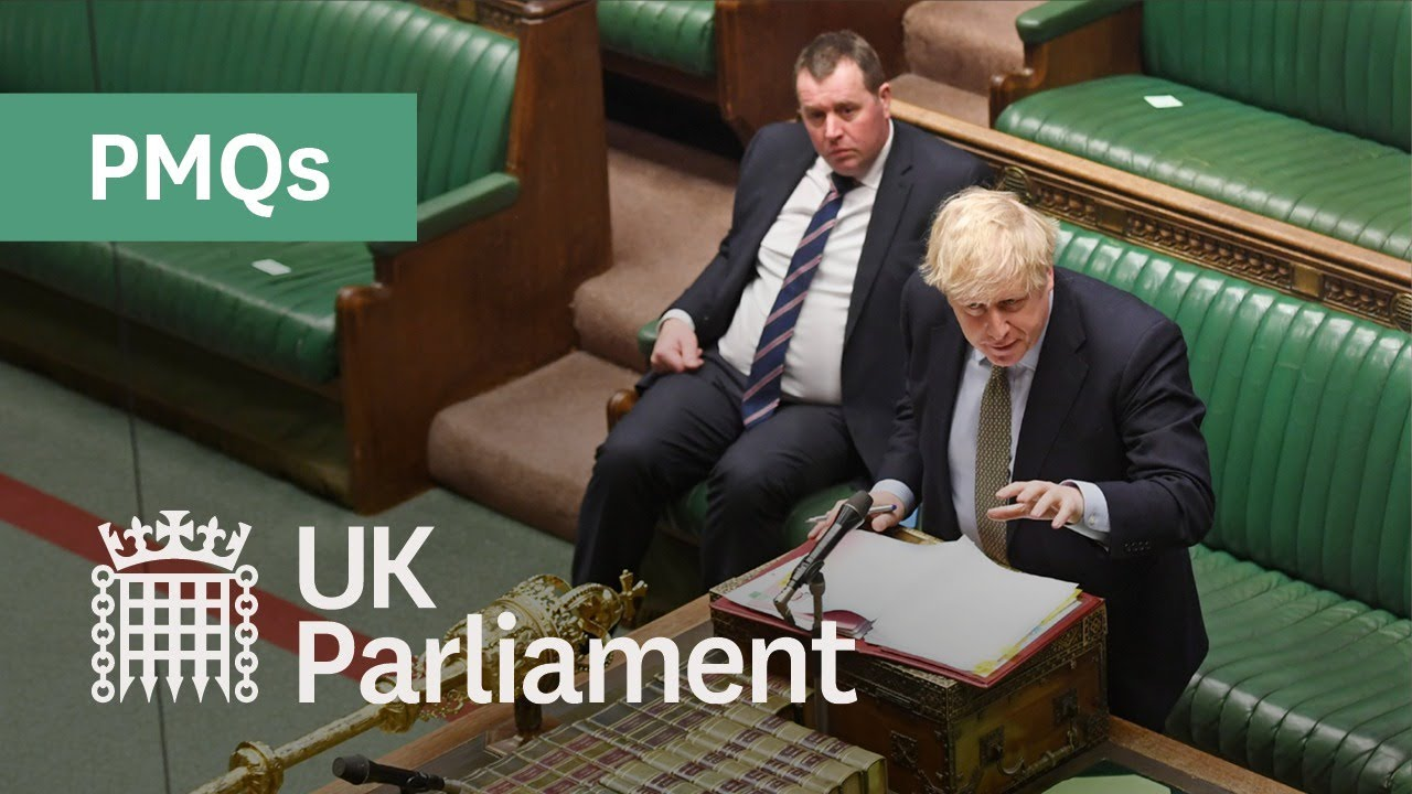 Prime Minister's Questions: 24 June 2020