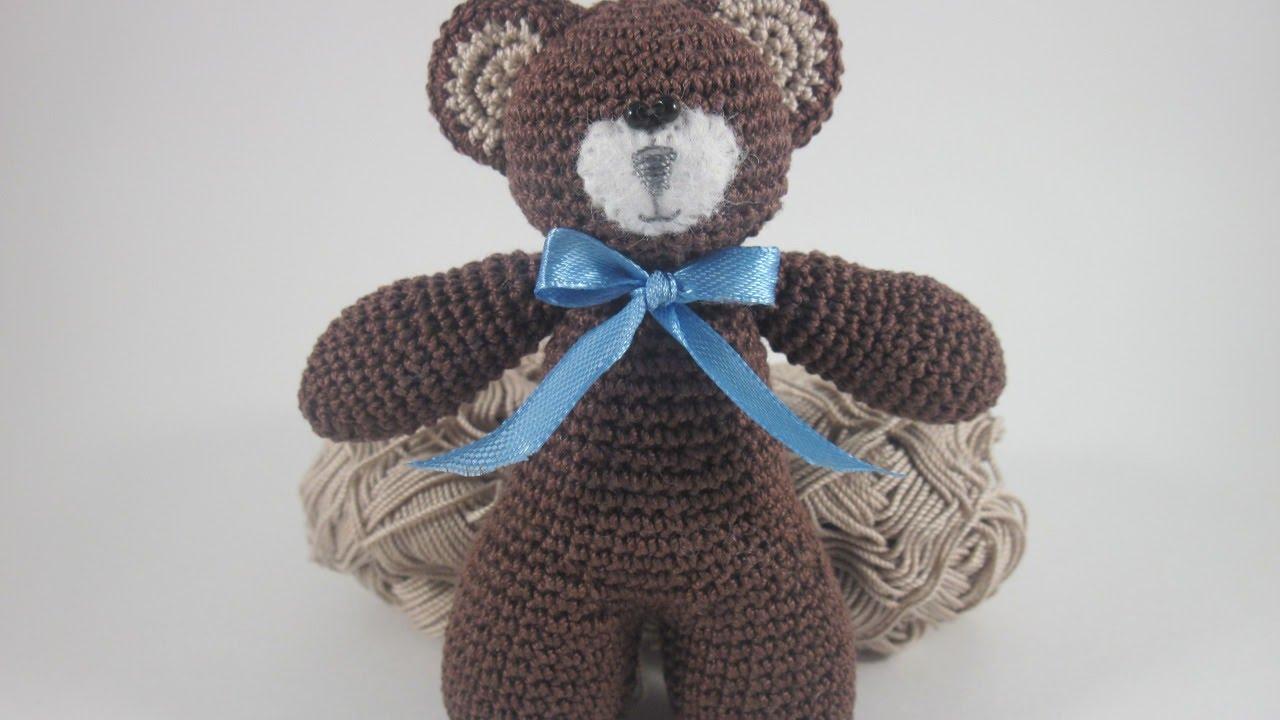 How to crochet a lovely amigurumi bear diy crafts tutorial how to crochet a lovely amigurumi bear diy crafts tutorial guidecentral youtube bankloansurffo Choice Image