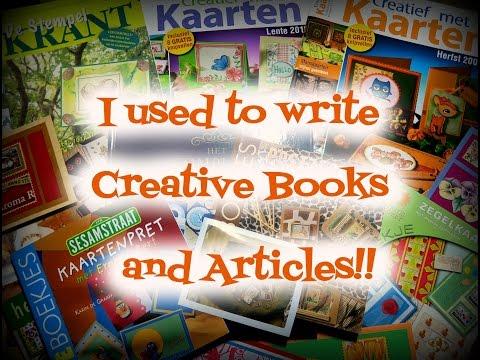 I used to write Creative Books and Articles!!