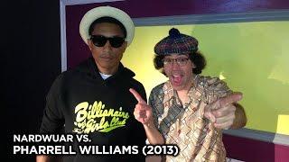 Nardwuar vs. Pharrell Williams (2013)