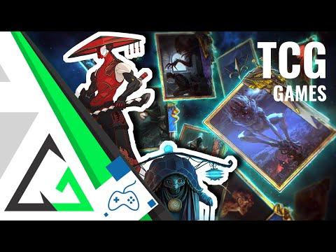 🔥 TOP 5 PC CARD GAMES / TCG  2019 🕹️🎮   GeekTernational 🌏   LINKS 👇