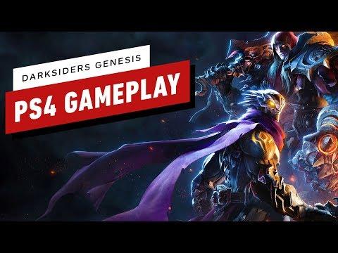 Darksiders Genesis: 13 Minutes of PS4 Gameplay