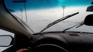 homepage tile video photo for Lots of people ask me how my lowered Fusion does in the snow...