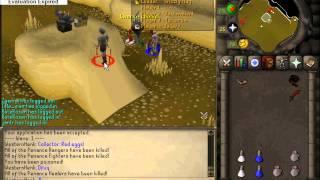OSRS Barbarian Assault Glitch