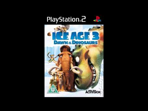 Ice Age 3: Dawn of the Dinosaurs Game Music - Rudy's Revenge